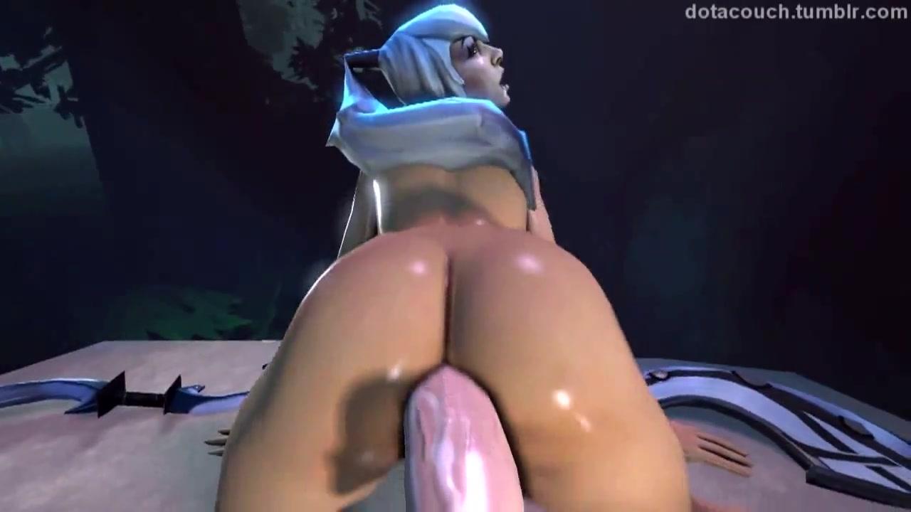 Порно види доты 2